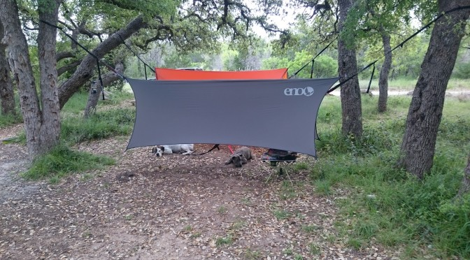 Product Review: ENO ProFly Rain Tarp